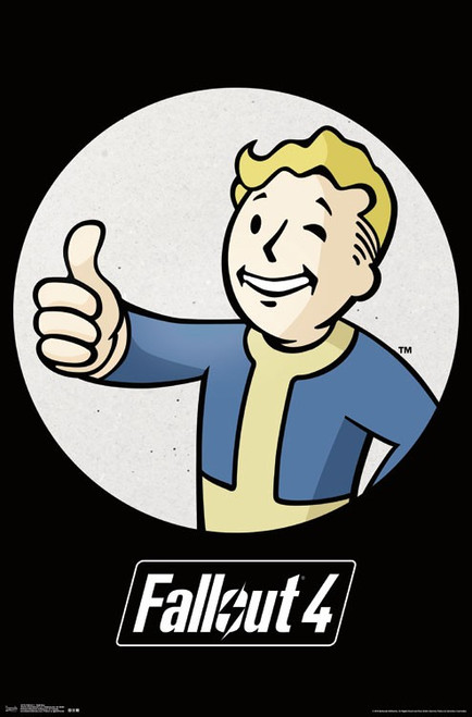 Image for Fallout Poster - Vault Boy