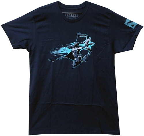 Image for DOTA 2 Drow Premium T-Shirt