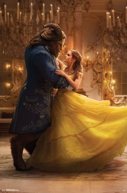 Image for Beauty & the Beast Poster - Iconic