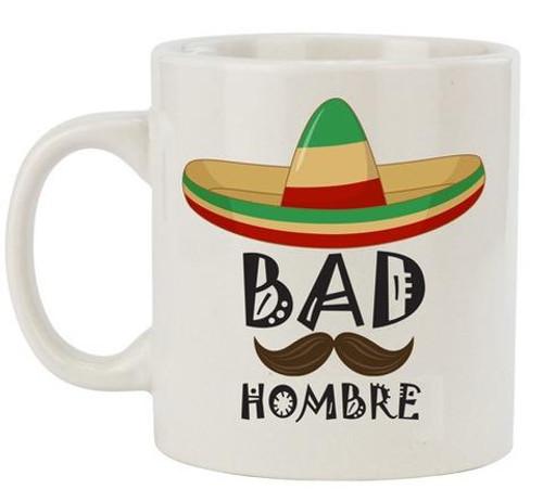 Image for Bad Hombre Coffee Mug