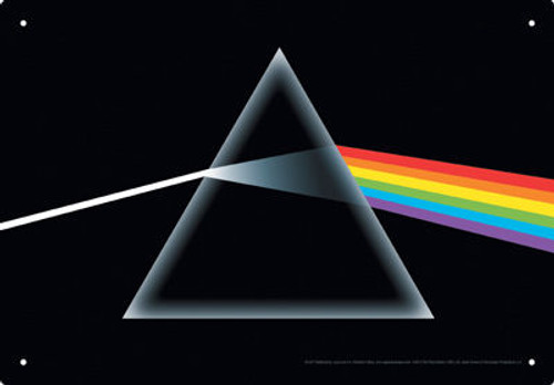 Image for Pink Floyd Tin Sign - Dark Side of the Moon