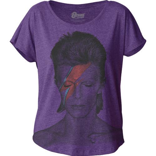 Image for David Bowie Aladdin Sane Juniors Dolman