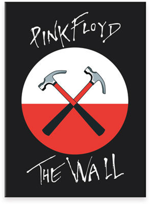 Image for Pink Floyd magnet - The Wall Hammer's Logo