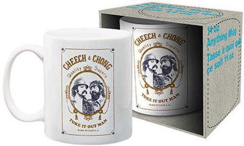 Image for Cheech & Chong Toke Out Coffee Mug