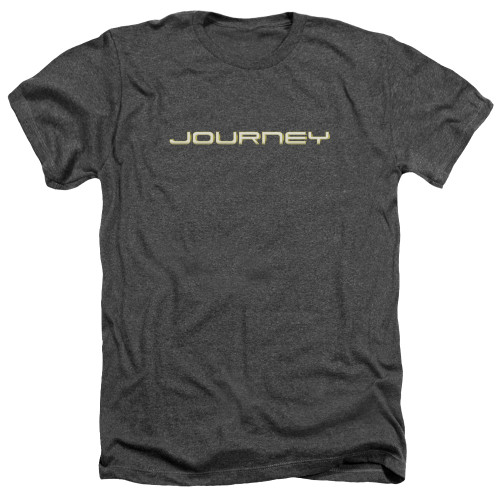 Image for Journey Heather T-Shirt - Logo