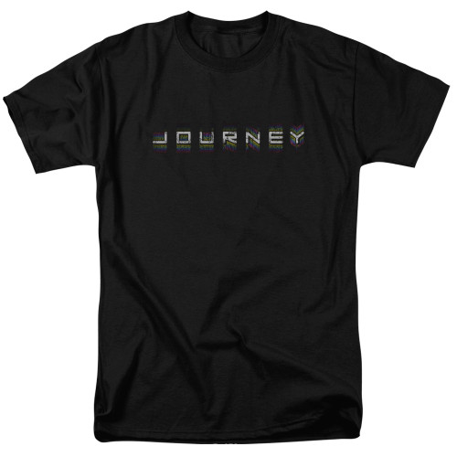 Image for Journey T-Shirt - Repeat Logo