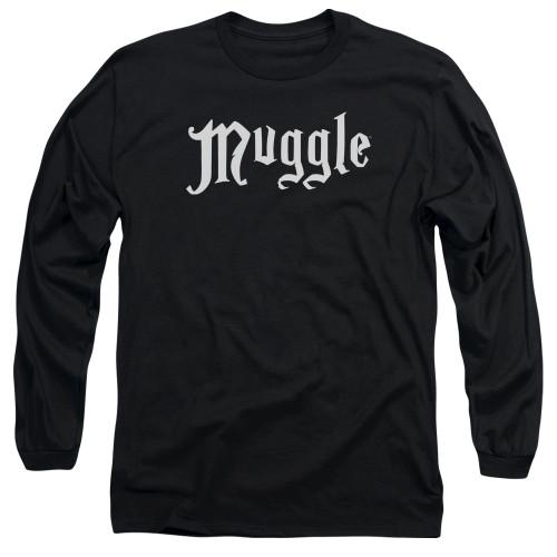 Image for Harry Potter Long Sleeve Shirt - Muggles