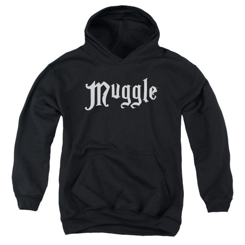 Image for Harry Potter Youth Hoodie - Muggles