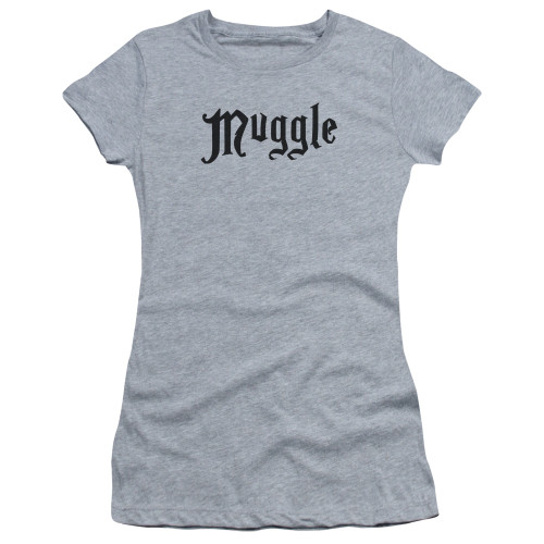 Image for Harry Potter Girls T-Shirt - I'm a Muggle