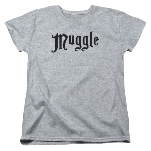 Image for Harry Potter Womans T-Shirt - I'm a Muggle