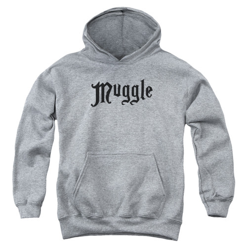Image for Harry Potter Youth Hoodie - I'm a Muggle