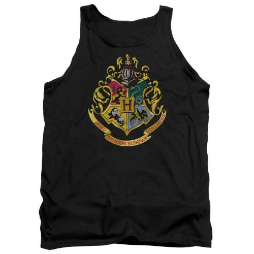Image for Harry Potter Tank Top - Hogwarts Crest