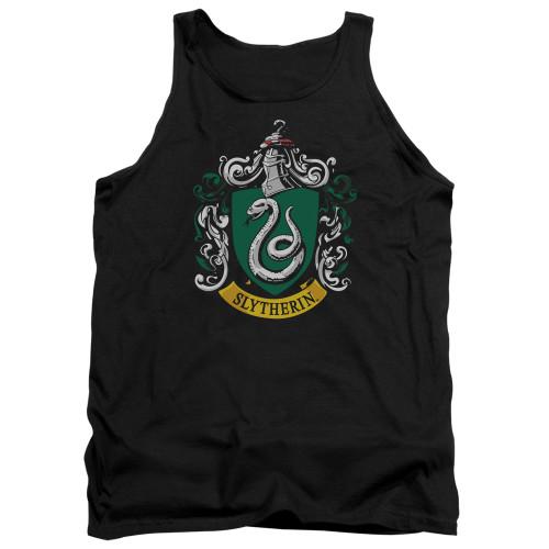 Image for Harry Potter Tank Top - Slytherin Crest