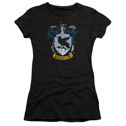 Image for Harry Potter Girls T-Shirt - Ravenclaw Crest