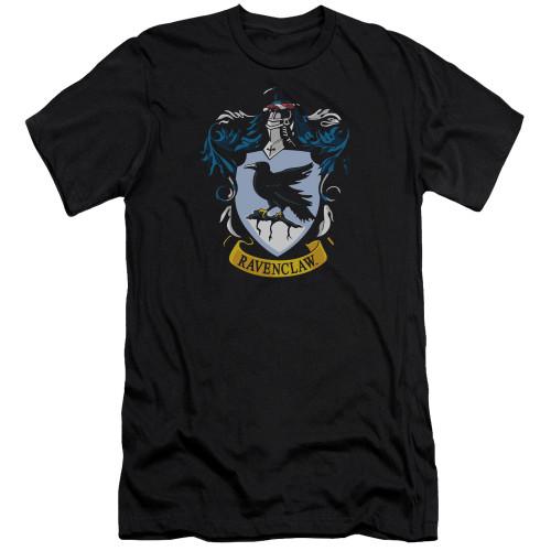 Image for Harry Potter Premium Canvas Premium Shirt - Ravenclaw Crest