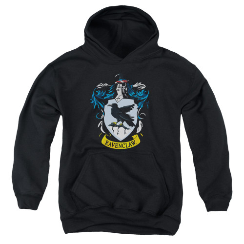 Image for Harry Potter Youth Hoodie - Ravenclaw Crest