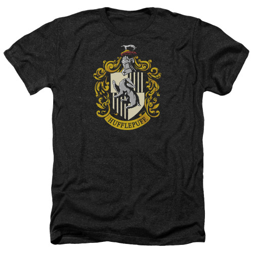 Image for Harry Potter Heather T-Shirt - Hufflepuff Crest