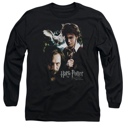 Image for Harry Potter Long Sleeve Shirt - Harry and Sirius