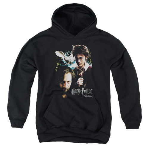 Image for Harry Potter Youth Hoodie - Harry and Sirius