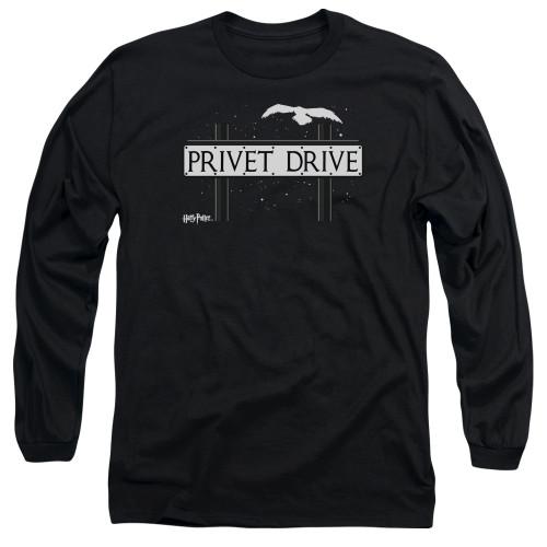 Image for Harry Potter Long Sleeve Shirt - Privet Drive