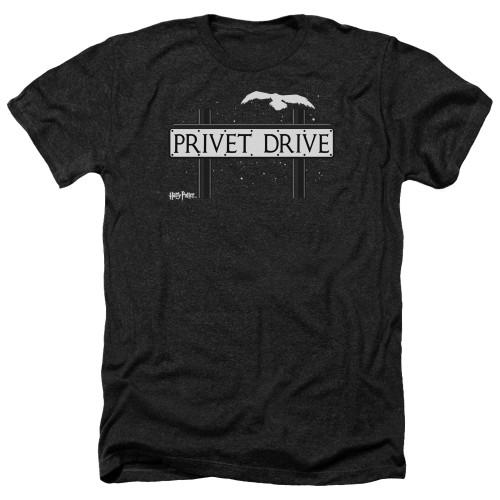 Image for Harry Potter Heather T-Shirt - Privet Drive