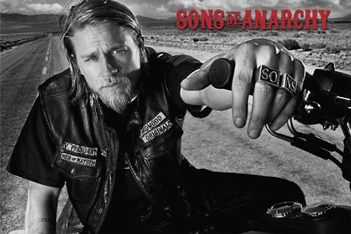 """Image for Sons of Anarchy Poster - Jackson """"Jax"""" Teller"""