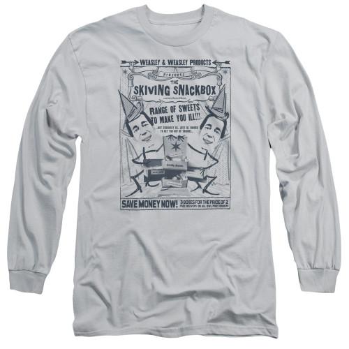 Image for Harry Potter Long Sleeve Shirt - The Skiving Snackbox