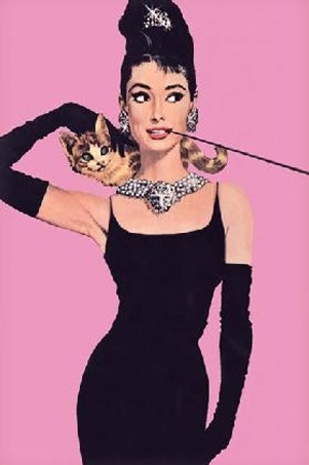 Image for Audrey Hepburn Poster