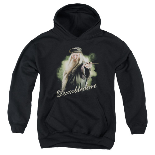 Image for Harry Potter Youth Hoodie - Dumbledore Wand
