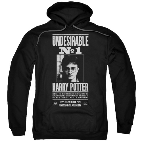 Image for Harry Potter Hoodie - Undesirable No. 1