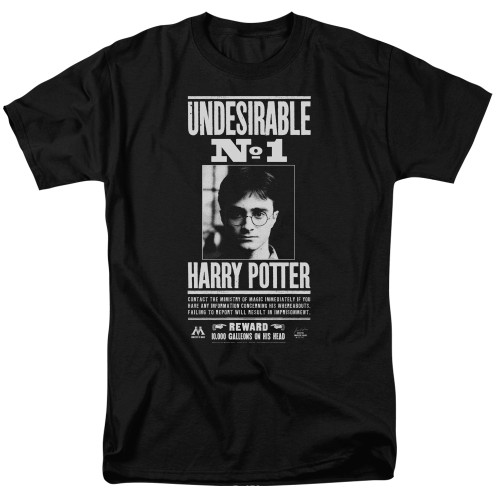 Image for Harry Potter T-Shirt - Undesirable No. 1