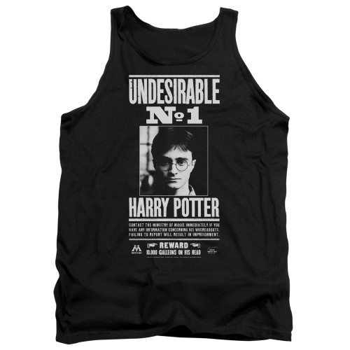 Image for Harry Potter Tank Top - Undesirable No. 1