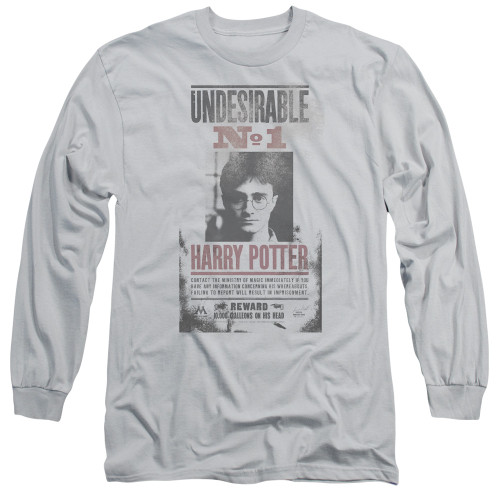 Image for Harry Potter Long Sleeve Shirt - Logo