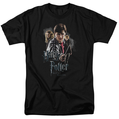 Image for Harry Potter T-Shirt - Deathly Hollows Cast