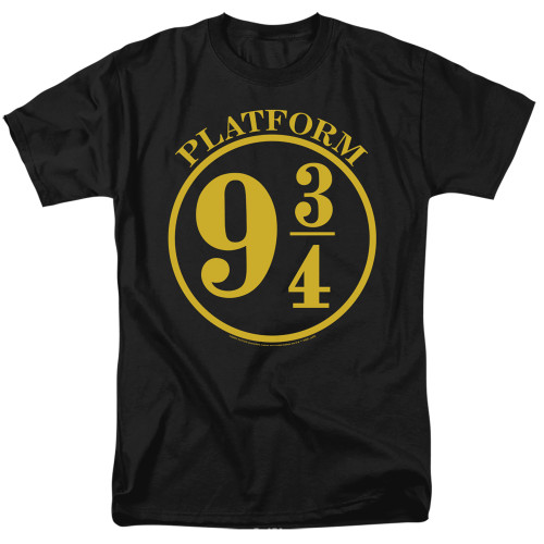 Image for Harry Potter T-Shirt - 9 3/4