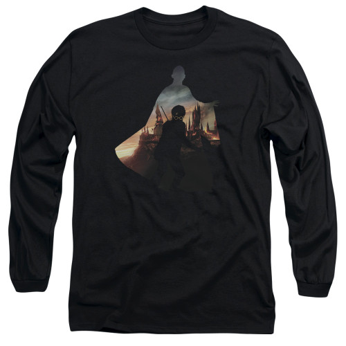 Image for Harry Potter Long Sleeve Shirt - Voldemort Looms