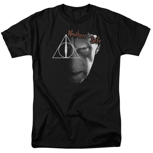 Image for Harry Potter T-Shirt - Nowhere is Safe
