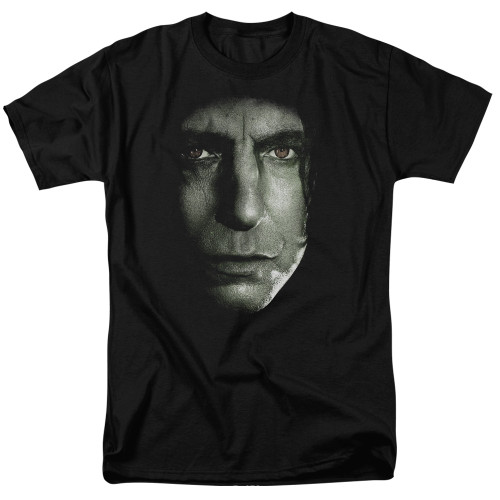Image for Harry Potter T-Shirt - Snape Head