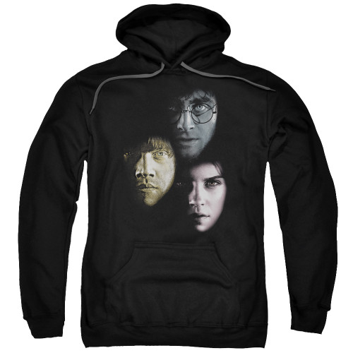 Image for Harry Potter Hoodie - Hero Heads