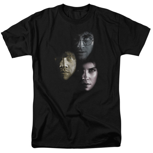 Image for Harry Potter T-Shirt - Hero Heads