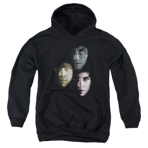 Image for Harry Potter Youth Hoodie - Hero Heads