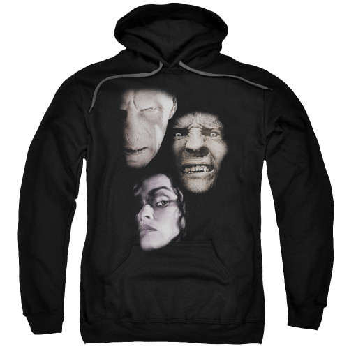 Image for Harry Potter Hoodie - Villian Heads