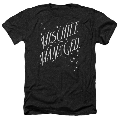 Image for Harry Potter Heather T-Shirt - Sparkle Michief Managed