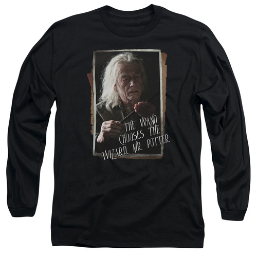 Image for Harry Potter Long Sleeve Shirt - Olivander