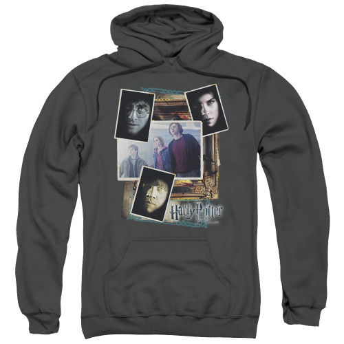 Image for Harry Potter Hoodie - Trio Collage