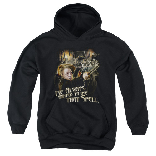 Image for Harry Potter Youth Hoodie - That Spell