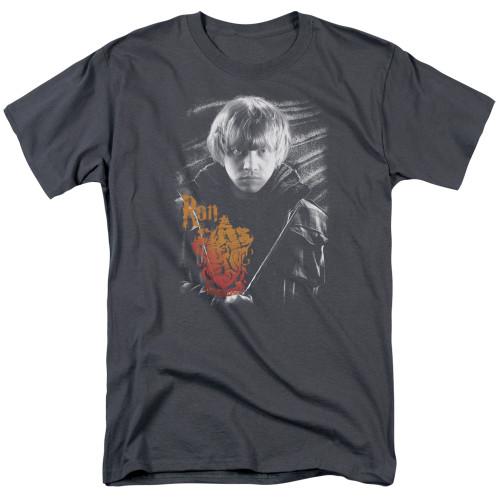 Image for Harry Potter T-Shirt - Ron Portrait