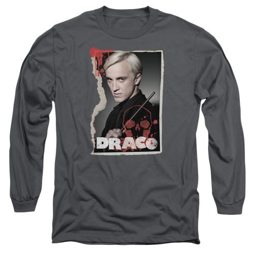Image for Harry Potter Long Sleeve Shirt - Draco Frame