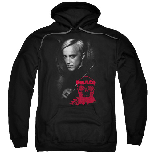 Image for Harry Potter Hoodie - Draco Portrait