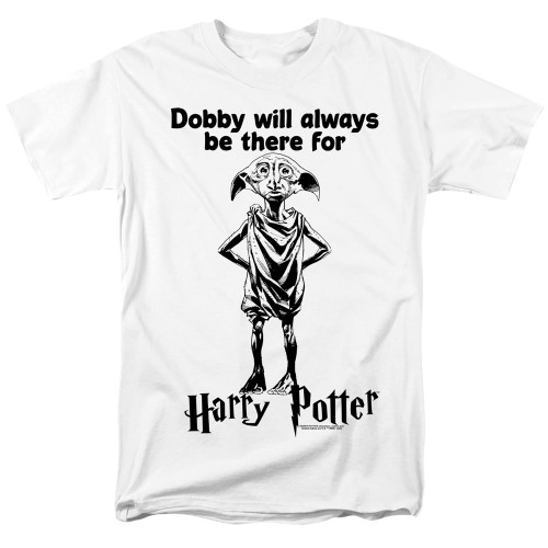 Image for Harry Potter T-Shirt - Dobby Will Always Be There